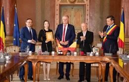 Thúc đẩy quan hệ Việt Nam - Romania trên nhiều lĩnh vực