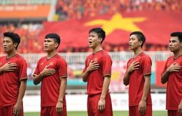 """Thủ tướng mong các cầu thủ đội Olympic Việt Nam """"bại không nản"""""""