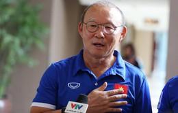 HLV Park Hang-seo quyết tâm cùng ĐT Olympic Việt Nam đánh bại UAE để giành HCĐ ASIAD