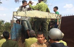 Khánh Hòa: Lâm tặc tấn công kiểm lâm