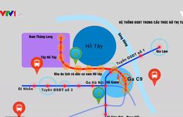 Bộ GTVT: Hà Nội có trách nhiệm tiếp tục nghiên cứu về ga ngầm C9 cạnh Hồ Gươm