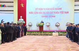 Thủ tướng Nguyễn Xuân Phúc chủ trì chiêu đãi quốc tế nhân dịp Quốc khánh 2/9