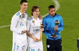 Áp đảo Ronaldo ở châu Âu, Modric mới là ứng cử viên số 1 của Quả bóng Vàng?