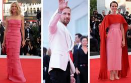 Dàn sao đọ sắc trên thảm đỏ LHP Quốc tế Venice 2018