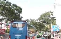 Giá vé xe khách hợp đồng tại TP.HCM tăng 100% dịp 2/9