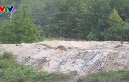 Lâm Đồng tăng cường quản lý khai thác cát vùng giáp ranh trên sông Đồng Nai