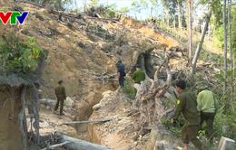 Quảng Nam chốt chặn để hạn chế khai thác khoáng sản trái phép