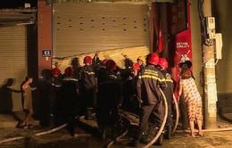 Thừa Thiên Huế: Cứu 5 người bị nạn trong đám cháy