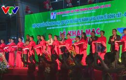 Đà Nẵng: Khai mạc Hội chợ Quốc tế Thương mại, Du lịch và Đầu tư Hành lang kinh tế Đông Tây