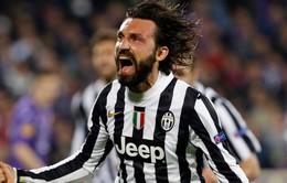 Andrea Pirlo định ngày tái xuất Juventus