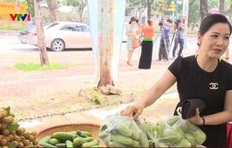 Nông sản an toàn Sơn La được người dân đón nhận
