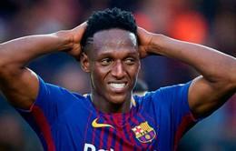 Man Utd thất bại phút chót vụ Yerry Mina vì lý do bất ngờ