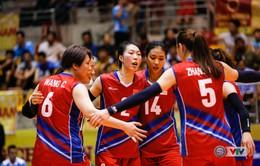 VTV Cup Ống nhựa Hoa Sen 2018: Tứ Xuyên (Trung Quốc) thắng thuyết phục 3-0 ĐH Đài Bắc Trung Hoa