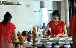 Ấn tượng công tác hậu cần tại Giải bóng chuyền nữ quốc tế VTV Cup Ống nhựa Hoa Sen 2018