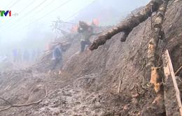 Lai Châu nỗ lực tìm kiếm 5 nạn nhân mất tích do mưa lũ
