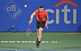 Andy Murray bỏ dở Citi Open