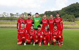 ĐT nữ Việt Nam để thua 0-2 trước CLB nữ Okayama trong trận giao hữu thứ 2 ở Nhật Bản