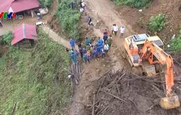 Rà soát các khu vực có nguy cơ sạt lở ở Lai Châu, đưa người dân đến nơi an toàn