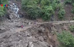 Sạt lở do mưa lũ tại Lai Châu, 12 người thiệt mạng và mất tích