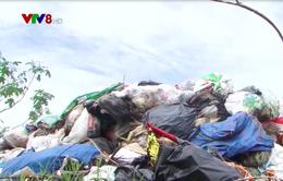 Nghệ An: Bế tắc trong xử lý rác thải tại huyện Quỳnh Lưu