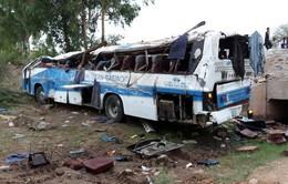 Tai nạn giao thông nghiêm trọng ở Pakistan, ít nhất 18 người thiệt mạng