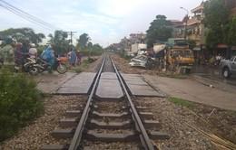 Tăng cường bảo đảm ATGT tại vị trí giao cắt giữa đường bộ và đường sắt