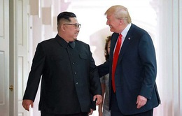 Tổng thống Mỹ Donald Trump hồi âm thư của Nhà lãnh đạo Triều Tiên Kim Jong-un
