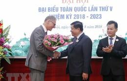 Ông Nguyễn Chí Dũng được tín nhiệm bầu giữ chức Chủ tịch Hội hữu nghị Việt Nam – Đức nhiệm kỳ 2018-2023