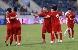 Lịch trực tiếp U23 quốc tế - Cúp VinaPhone 2018 hôm nay (5/8): U23 Việt Nam gặp U23 Oman, U23 Uzbekistan chạm trán U23 Palestine