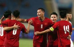 Lịch trực tiếp Giải bóng đá U23 quốc tế - Cúp VinaPhone 2018 hôm nay (5/8): U23 Việt Nam – U23 Oman, U23 Uzbekistan - U23 Palestine