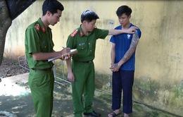 Đắk Lắk bắt 1 đối tượng nghiện ma túy đánh trọng thương người