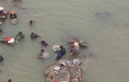 Nguy cơ tai nạn mưu sinh nơi mỏ vàng Quảng Nam