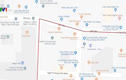 Hà Nội: Phân luồng giao thông đường Đội Cấn