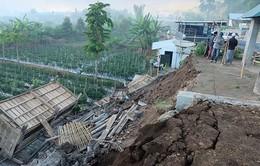 Động đất tại Indonesia: Hơn 90 người thiệt mạng