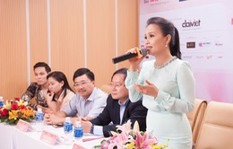 Vợ chồng Cẩm Ly làm giám khảo vòng sơ khảo tài năng Hoa hậu Việt Nam 2018
