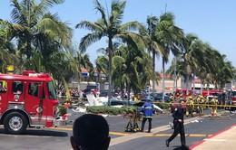 Mỹ: Rơi máy bay làm 5 người thiệt mạng