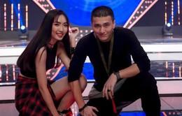 """Huỳnh Anh chọn được gái xinh nhảy đẹp tại chương trình """"Hẹn ngay đi"""""""