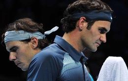 """Nadal đứng trước cơ hội cho Federer """"hít khói"""""""