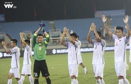Khoảnh khắc ấn tượng trong chiến thắng của Olympic Việt Nam trước U23 Oman