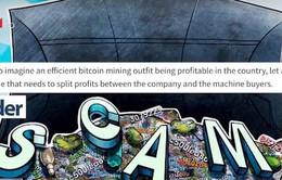 Báo chí quốc tế nói gì về vụ việc Sky Mining?