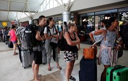 Indonesia: Sơ tán 900 du khách trên các đảo gần tâm chấn động đất
