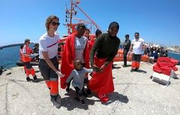 Tây Ban Nha cứu gần 400 người di cư trên biển