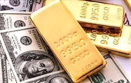 Giá USD và vàng cùng đi lên