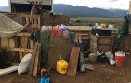 Mỹ: Giải cứu 11 trẻ em ở nơi ẩn náu của các phần tử cực đoan