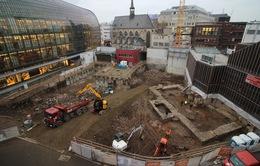 Đức: Phát hiện thư viện La Mã cổ đại dưới lòng đất