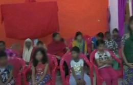 Cảnh sát Ấn Độ giải cứu 24 bé gái từ đường dây mại dâm