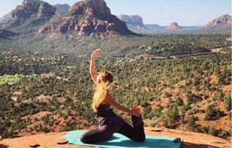 Những lớp học yoga đặc biệt nhất thế giới