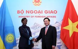Tăng cường hợp tác với Rwanda và Guinea