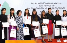 Trao học bổng cho học sinh có thành tích xuất sắc tại TP Đà Nẵng