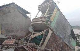 Tỉnh Hòa Bình tổ chức tái định cư khẩn cấp cho người dân vùng bị sạt lở